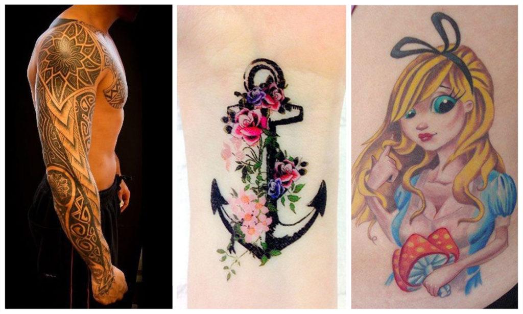 100+ Значений Татуировок для Мужчин и Женщин 2020