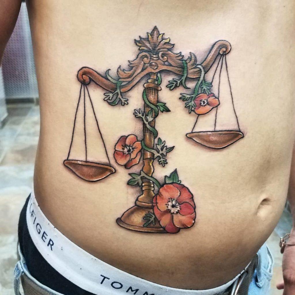 данном материале тату весов фото женские известных мастеров другой стороны