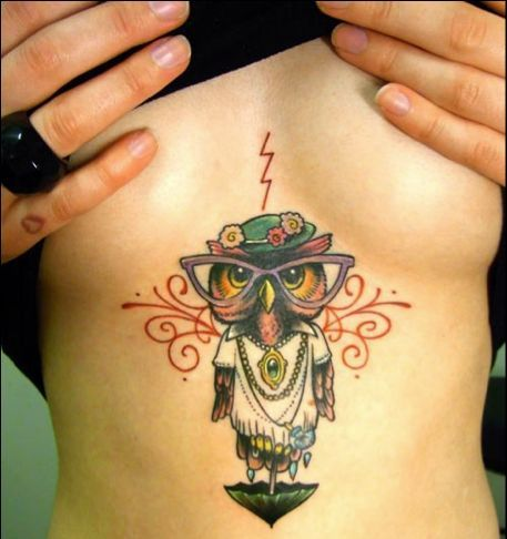 татуировка ботаника