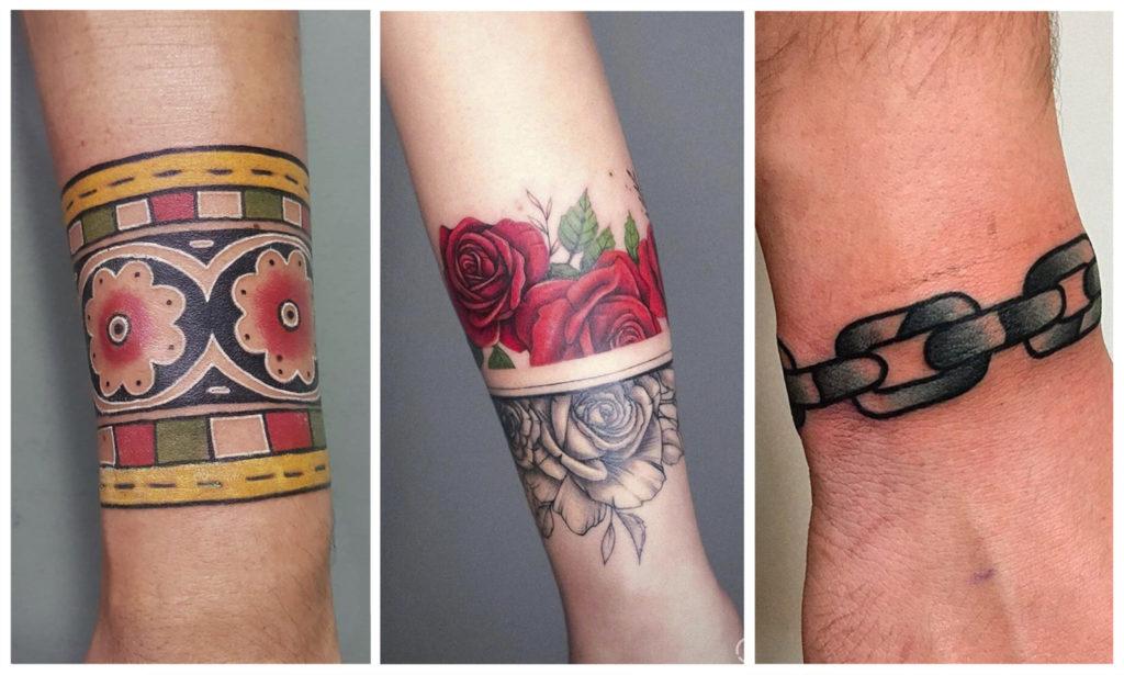 Значение Татуировки Браслет на Руке