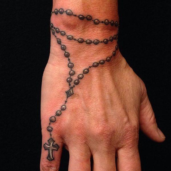 Браслет татуировки