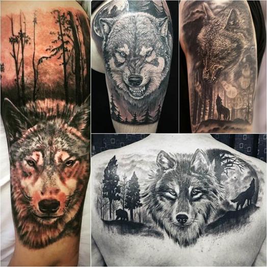 Славянский волк