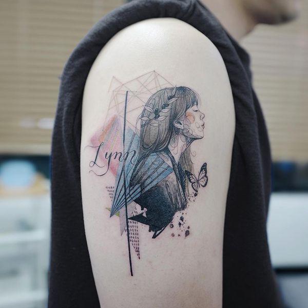 Стильные татуировки для мужчин