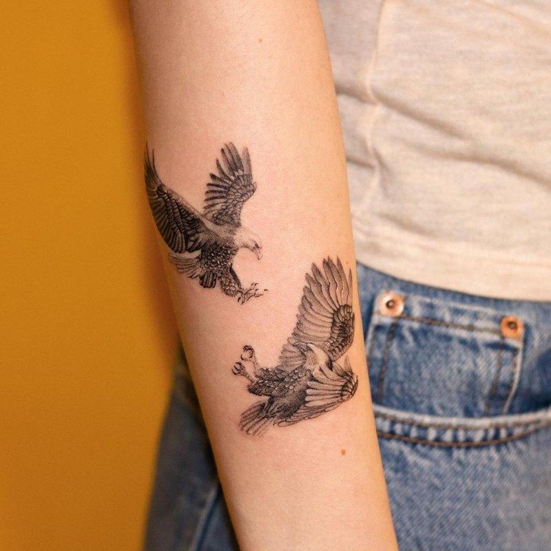 Значение маленького орла