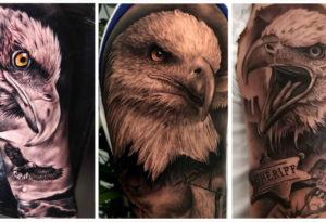 Сакральные Виды Татуировок Орла - что они Означают?