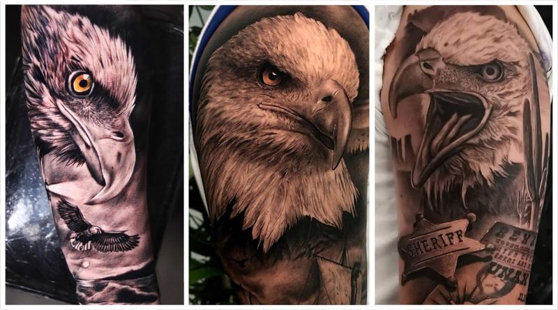 Сакральные Виды Татуировок Орла – что они Означают?