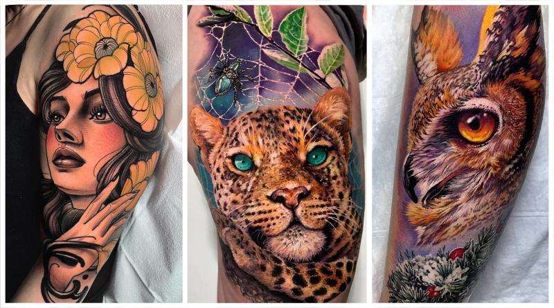 Татуировки с Глубоким Смыслом для Девушек
