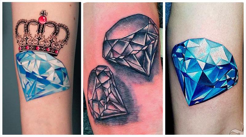 Значение Татуировки Алмаз